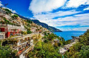 Picturesque Amalfi Coast, Italy