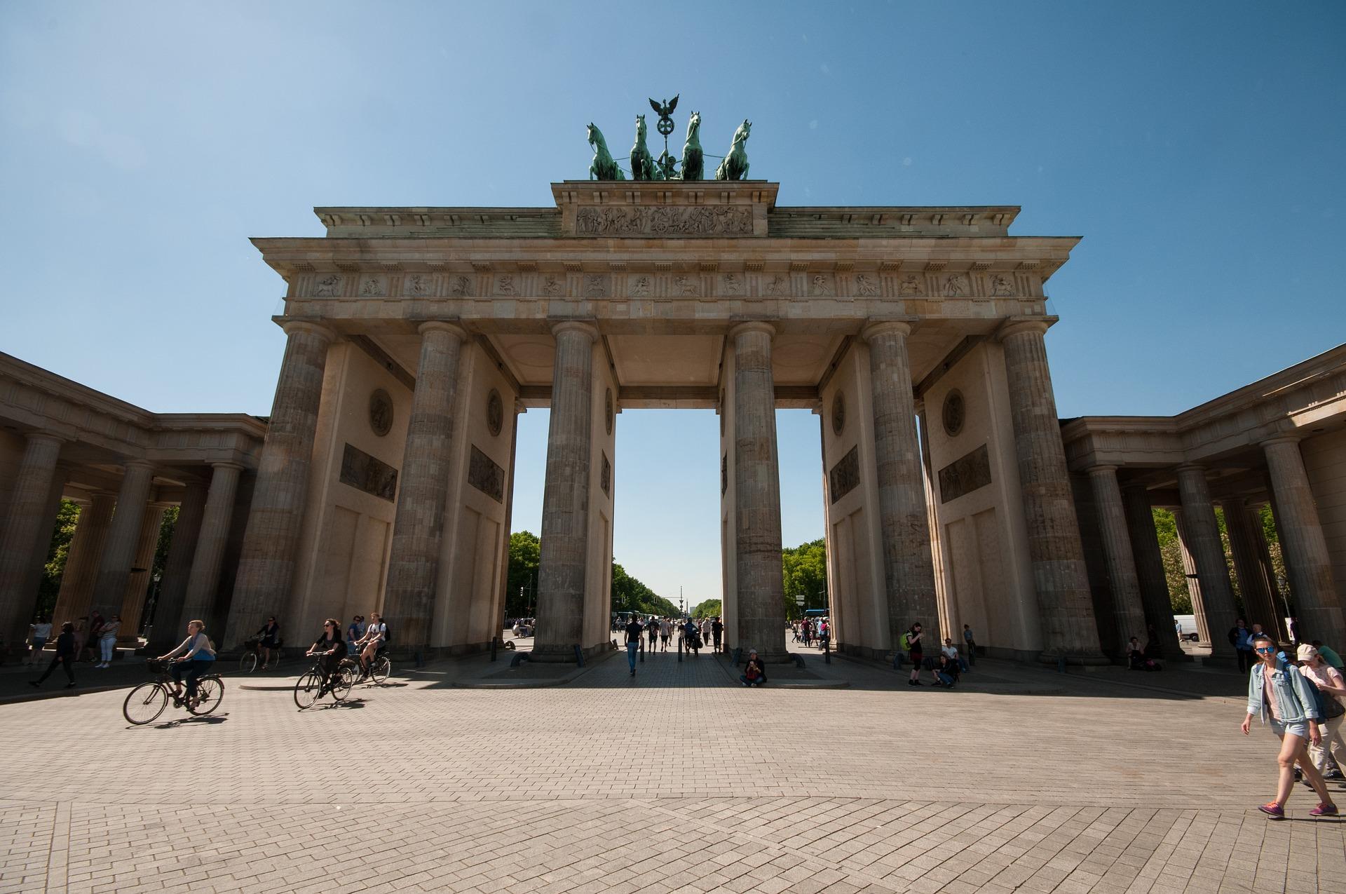 Historic Berliner Mauer, Germany