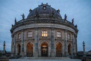 Bode Museum in Berlin, Germany