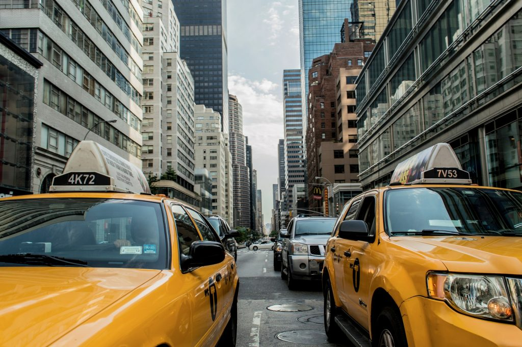 Book a cab with Uber