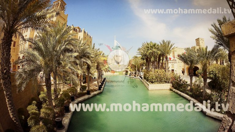 Impressions of a modern Dubai