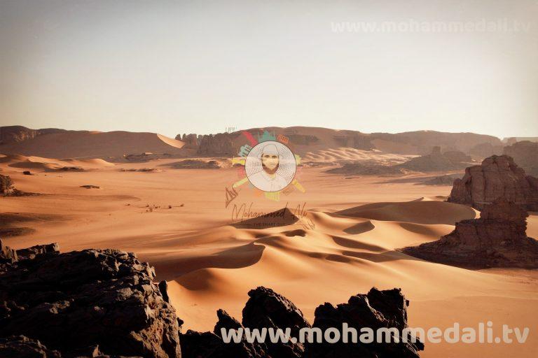 Amazing shots from the desert in Algeria