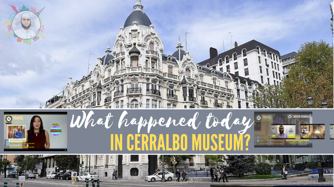 What happened today in Museo Cerralbo? | What to see in Madrid in 3 days | Explore Spain
