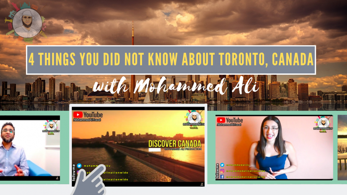 4 Things you did not know about Toronto, Canada  | TravelTalk