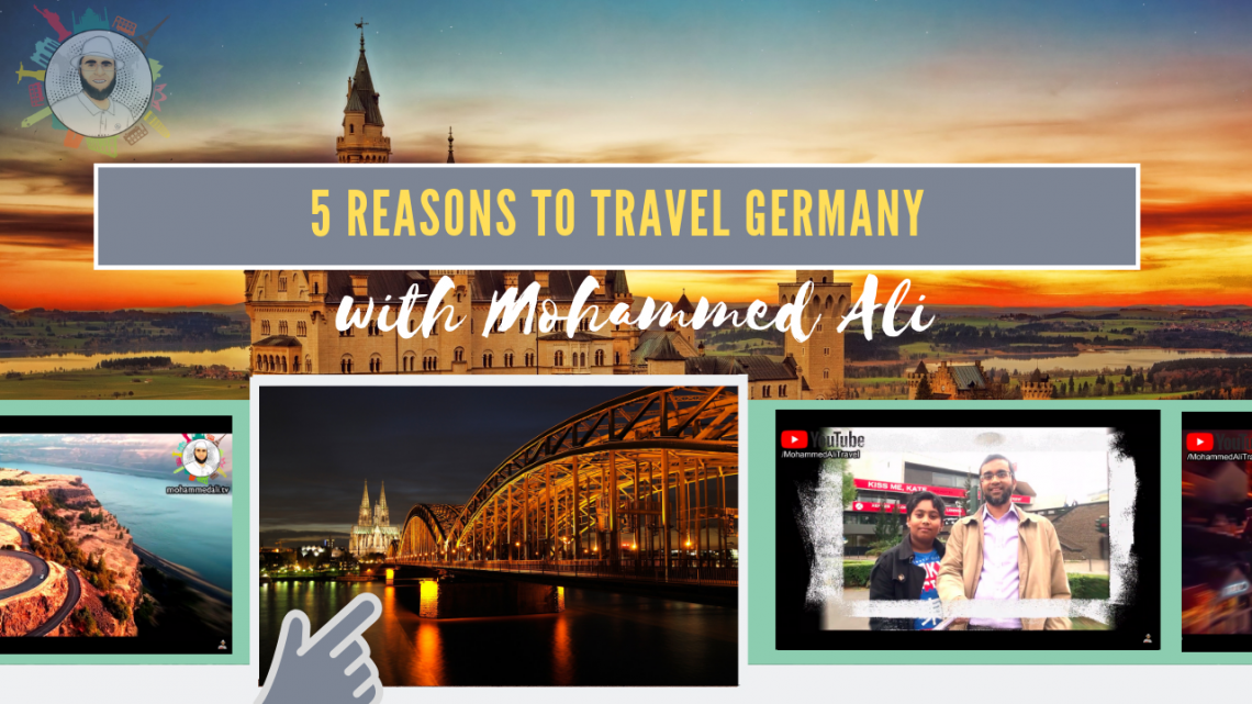 Explore Germany in 3 days | The River Rhine