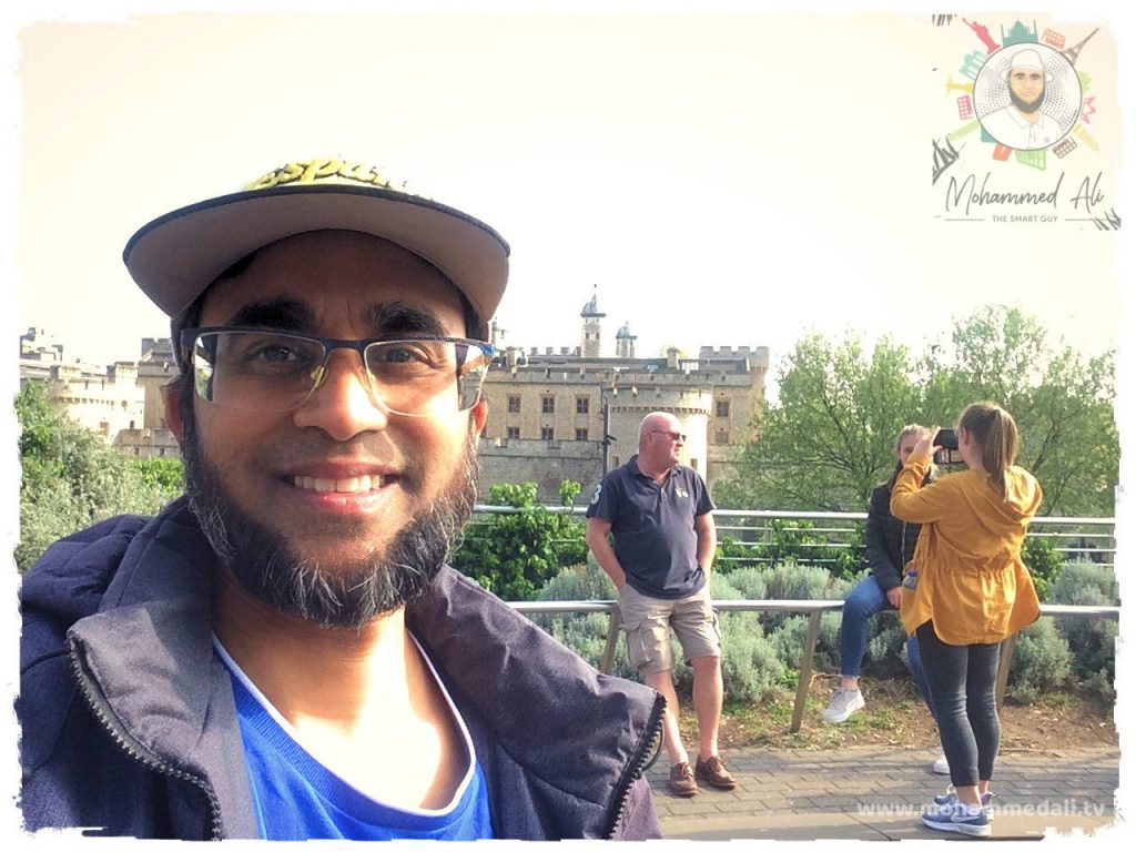 Beautiful view on Tower of London | Crown Jewels