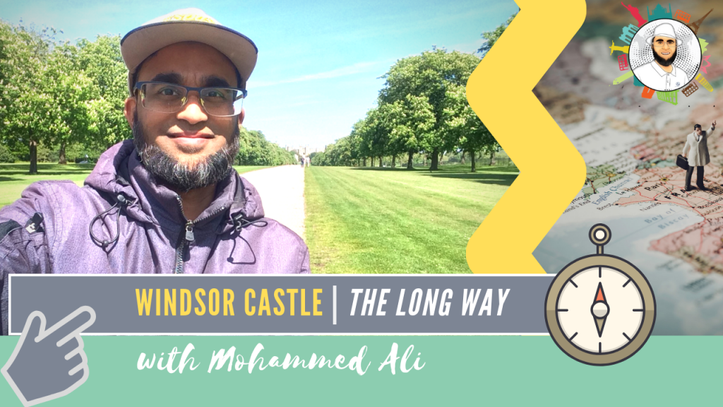 Long Walk in Windsor to Windsor Castle | Mohammed Ali - 022