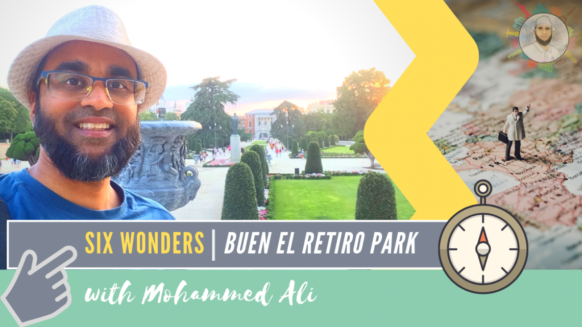Six wonders of El Retiro Park in Madrid | Walking Tour