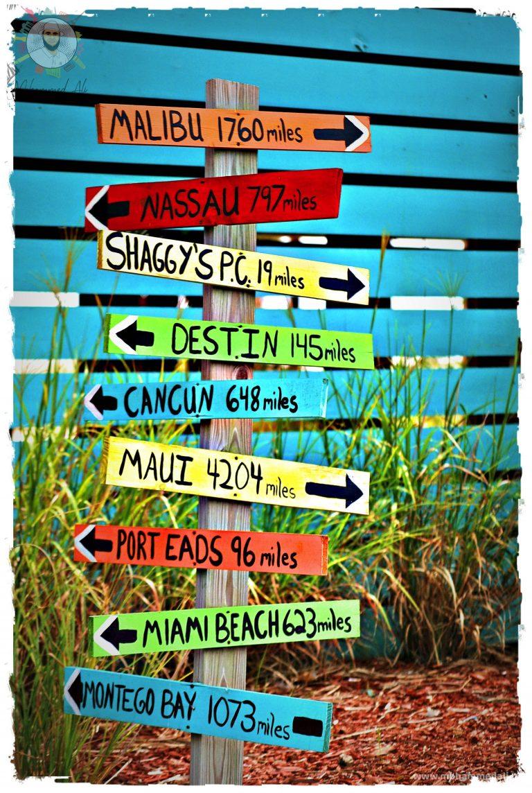 Which way to Malibu?