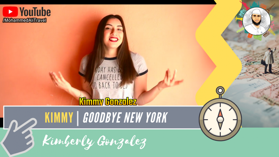 Kimberly Gonzalez | Goodbye New York