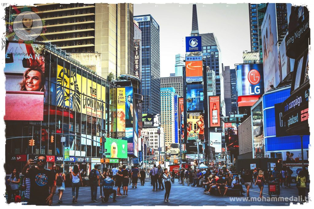 The american broadway