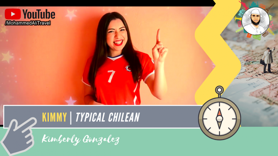 Kimberly Gonzalez | Typical Chilean