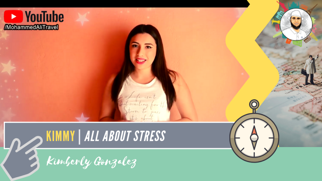 Kimberly Gonzalez | All about stress | 013