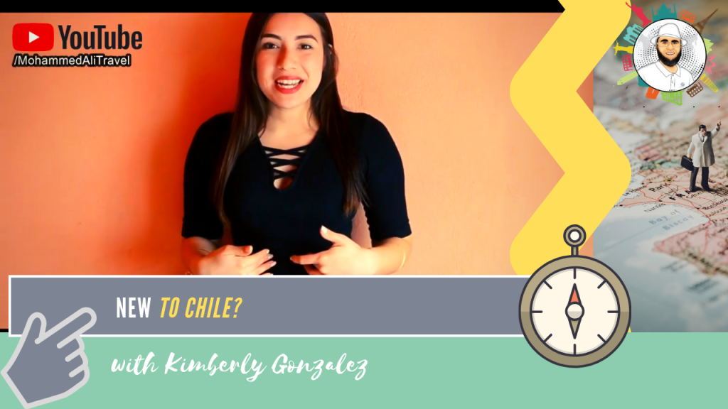 Kimberly Gonzalez | New to Chile?