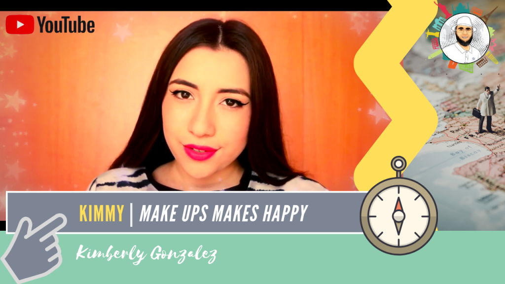 Kimberly Gonzalez | Make Ups make happy