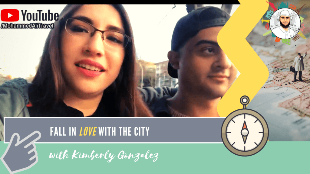 Kimberly Gonzalez | Fall in love with the city