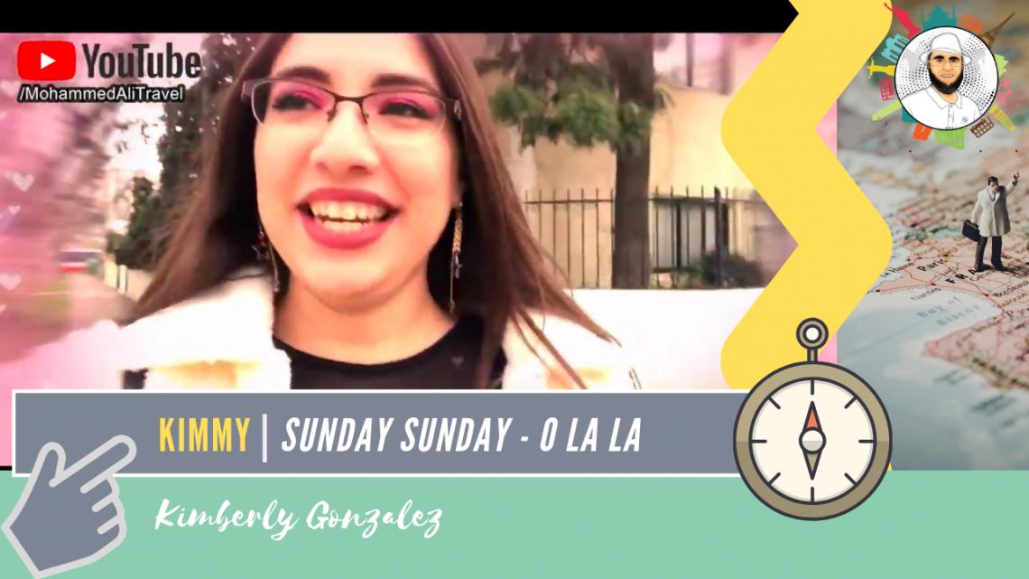 Kimberly Gonzalez | Sunday Sunday – O la la