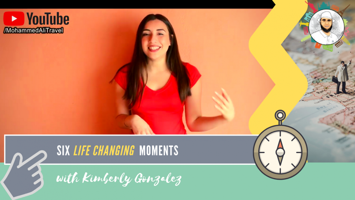 Kimberly Gonzalez | Six life-changing moments as a Solo Female Traveler