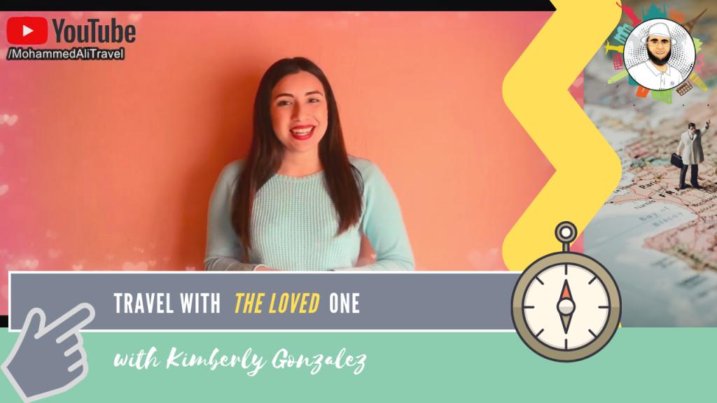 Kimberly Gonzalez | Traveling with my partner