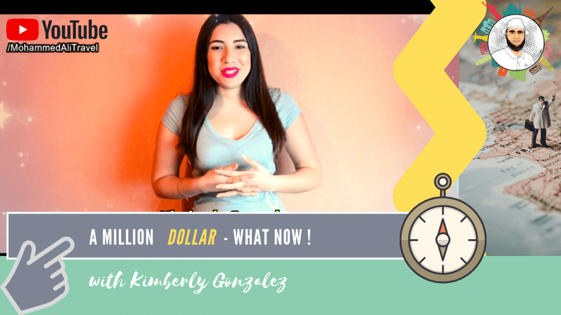 Kimberly Gonzalez | One Million Dollar – What now?