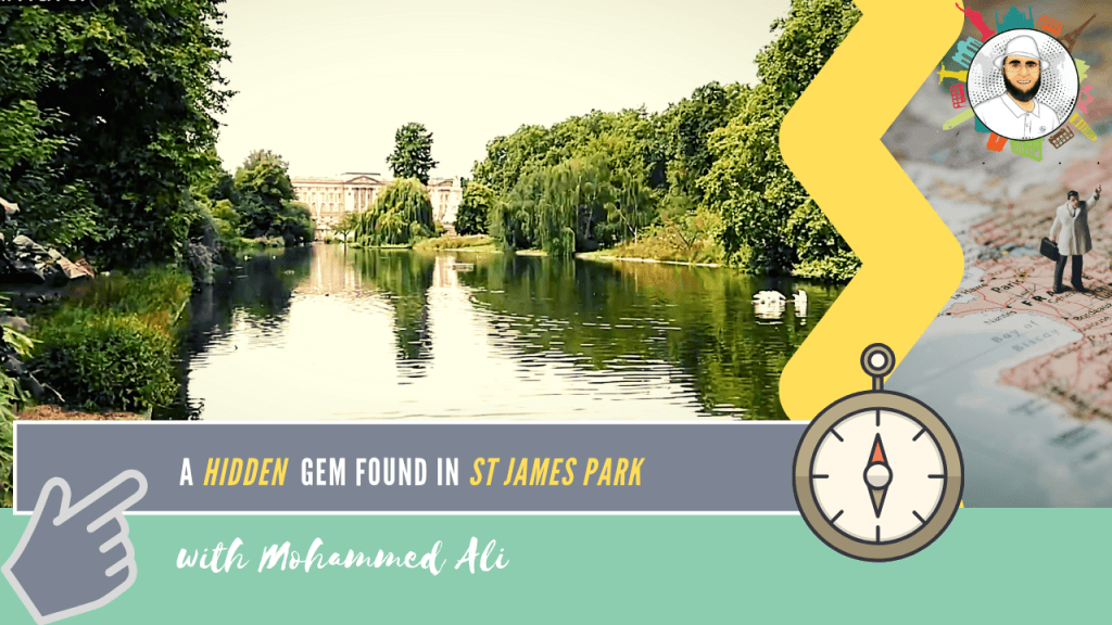 Walk in St James Park in London | London Tour | Mohammed Ali