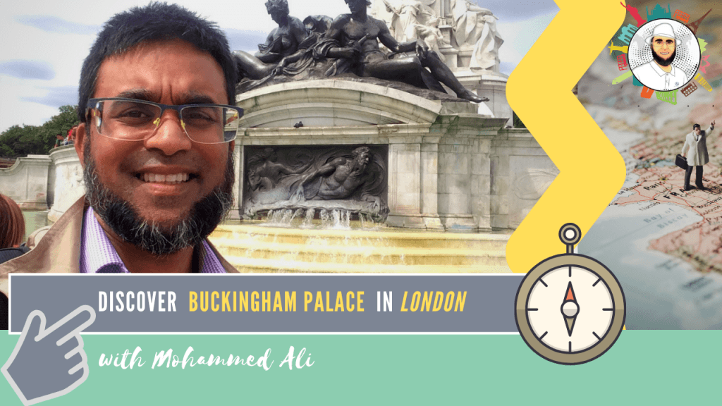 Day out in London | The Buckingham Palace | London Tour | Mohammed Ali