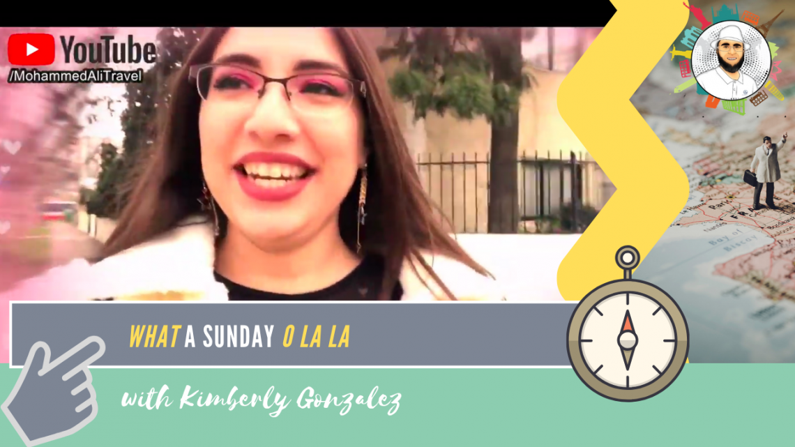 Kimberly Gonzalez | What an amazing Sunday – O la la