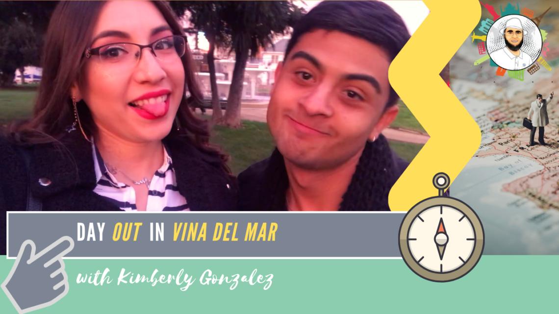 Kimberly Gonzalez | Traveling with my boyfriend