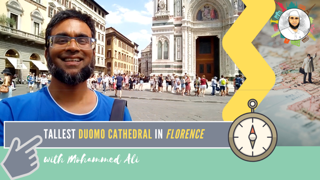 Duomo Florence Cathedral | Florence Tour | Mohammed Ali